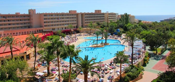Club Cala Romani Hotel in Cales de Majorca, Majorca, Balearic Islands