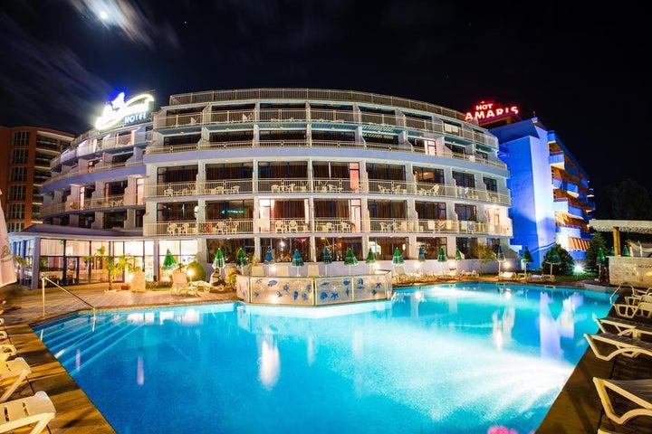 Bohemi Hotel in Sunny Beach, Bulgaria