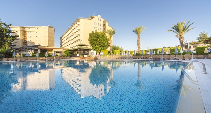 Doganay Beach Club Hotel Antalya