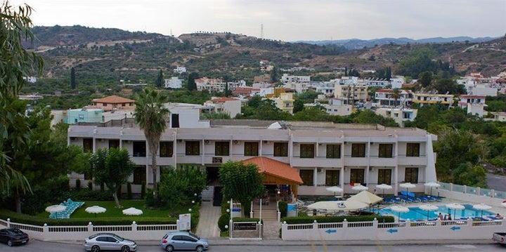 Golden Days Hotel in Afandou, Rhodes, Greek Islands