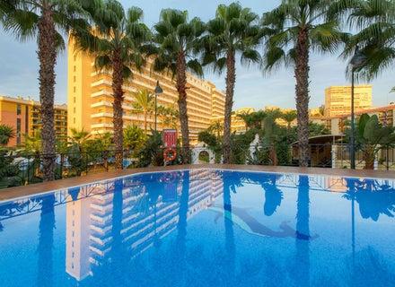 Sol Don Marco Hotel in Torremolinos, Costa del Sol, Spain
