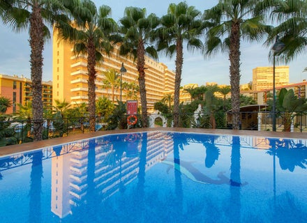 Sol Don Marco Hotel (Adults recommended) in Torremolinos, Costa del Sol, Spain