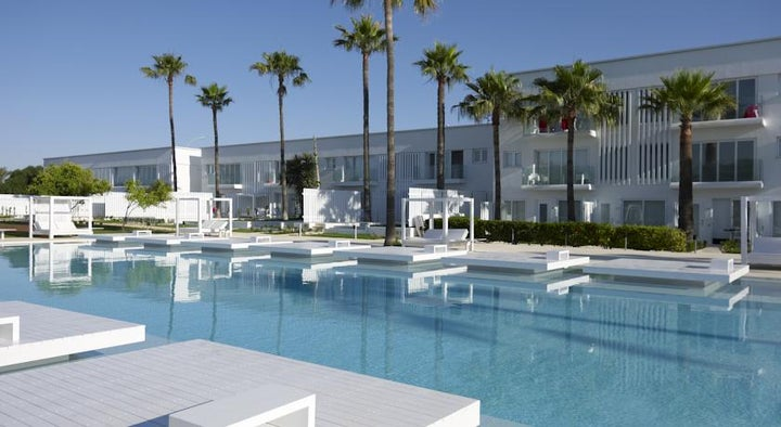 Atlantica So White Club Resort in Ayia Napa, Cyprus
