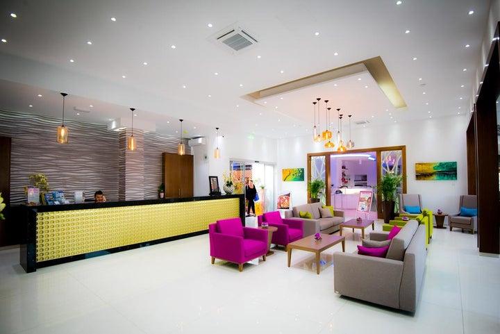 Loutsiana I & II Deluxe Apartments in Ayia Napa, Cyprus