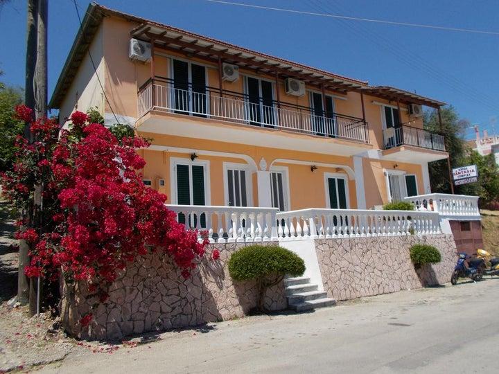 Kavos Fantasia Complex in Kavos, Corfu, Greek Islands