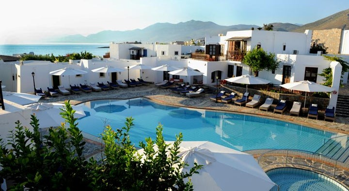 Creta Maris Beach Resort in Hersonissos, Crete, Greek Islands