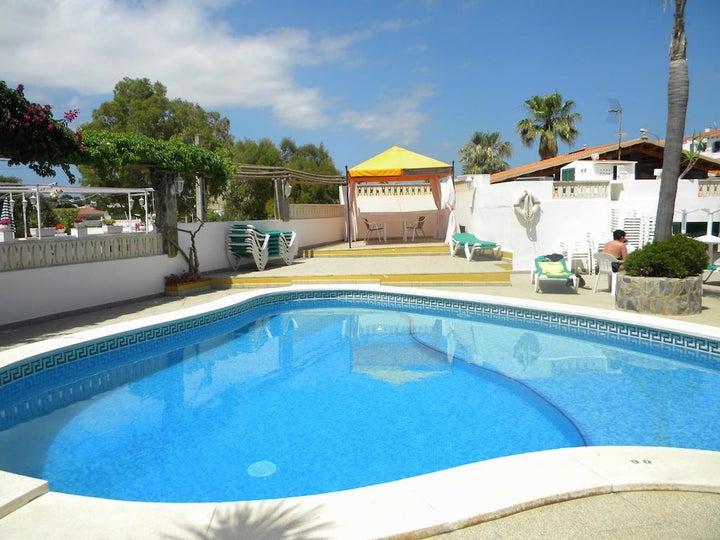 Sa Paissa in Cala'n Porter, Menorca, Balearic Islands