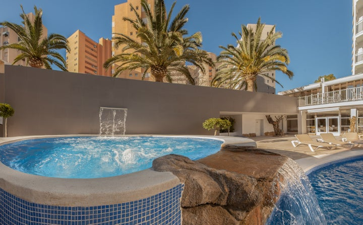 RH Princesa Hotel in Benidorm, Costa Blanca, Spain