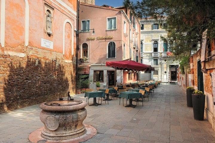 Tintoretto Hotel in Venice, Venetian Riviera, Italy