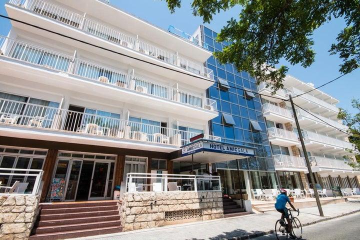 Gala Amic Hotel in C'an Pastilla, Majorca, Balearic Islands