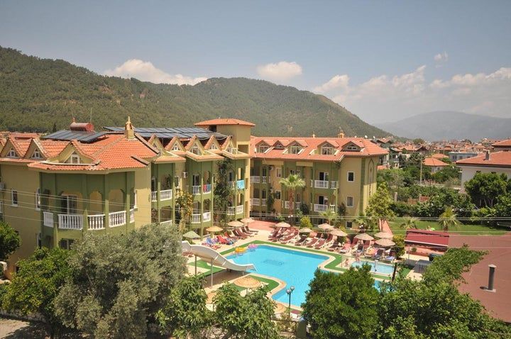 Efem Apartments in Icmeler, Dalaman, Turkey