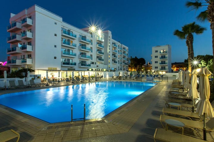 Kapetanios Bay Hotel in Protaras, Cyprus