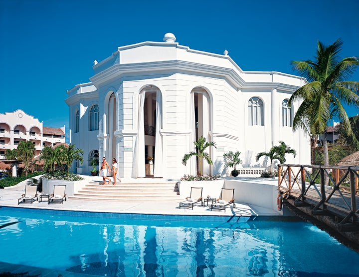 Excellence Riviera Cancun in Puerto Morelos, Mexico