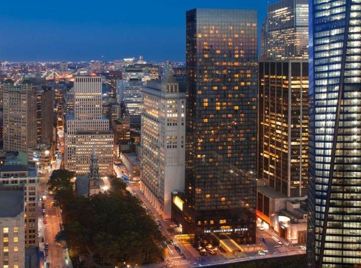 Millennium Hilton in New York, New York, USA