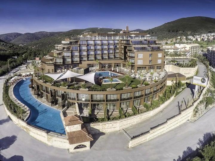 Suhan 360 Hotel and Spa in Kusadasi, Aegean Coast, Turkey