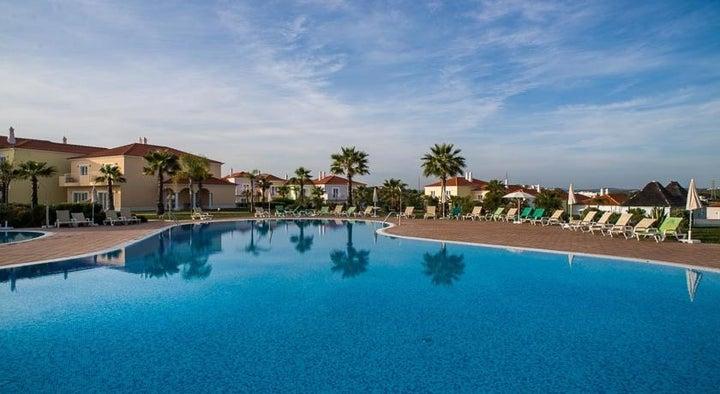 Eden Resort in Albufeira, Algarve, Portugal