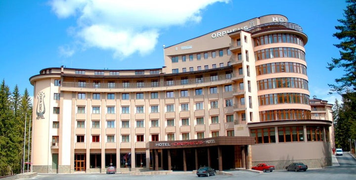 Orpheus Hotel in Pamporovo, Bulgaria