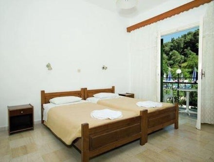 Apartments Takis and Efi in Sidari, Corfu, Greek Islands