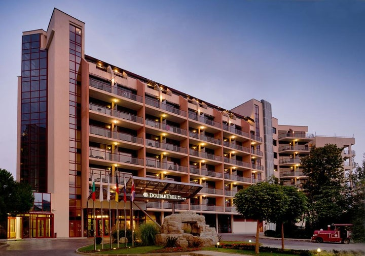 DoubleTree by Hilton Varna in Golden Sands, Bulgaria