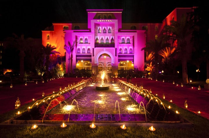 Sofitel Marrakech Lounge & Spa Image 1