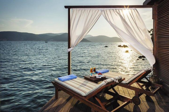 Rixos Premium Bodrum in Torba, Aegean Coast, Turkey