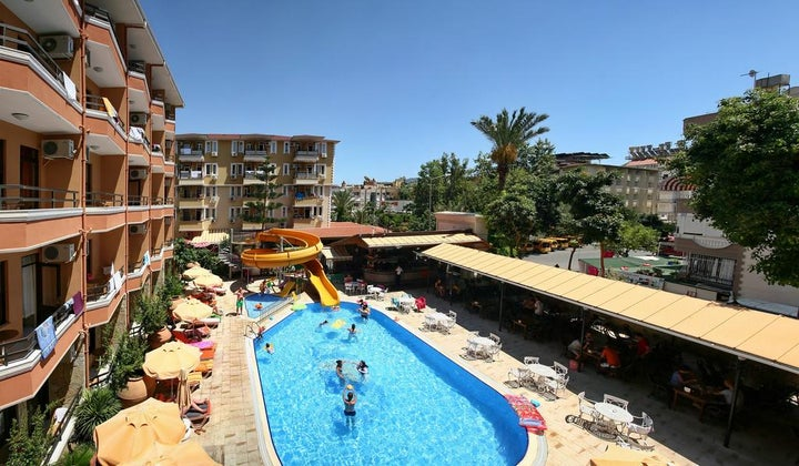 Kleopatra Fatih hotel Image 7