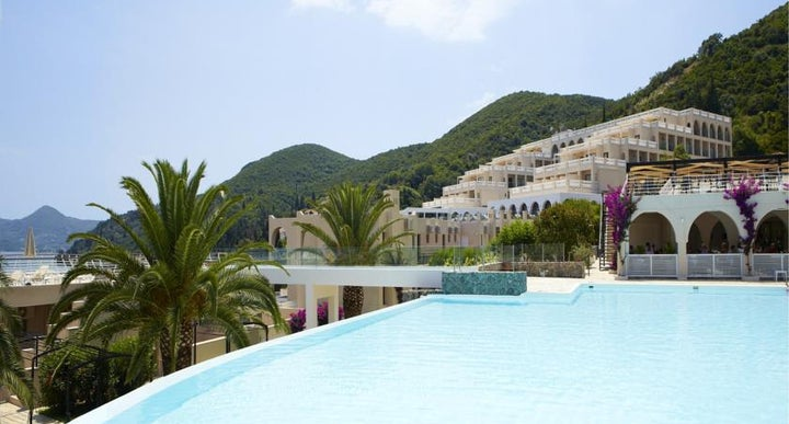 Marbella Corfu Hotel In Aghios Ioannis Greek Islands