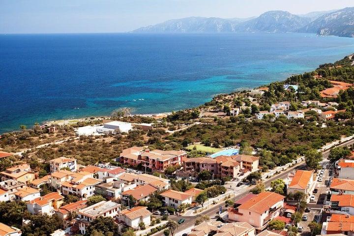 Parco Blu Club Resort in Cala Gonone, Sardinia, Italy