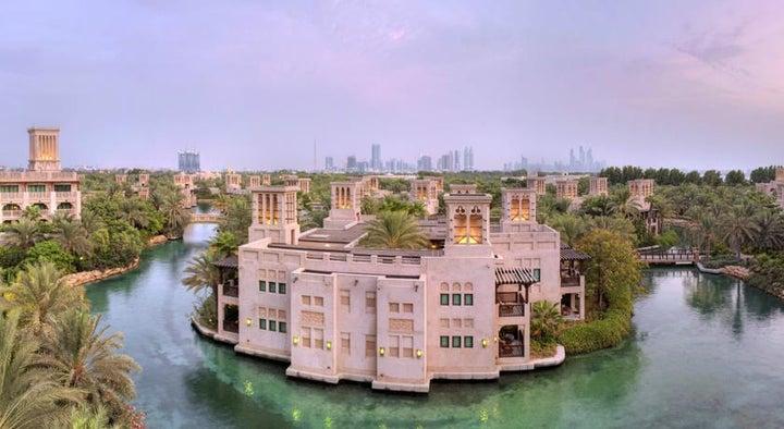 Madinat Jumeirah- Dar Al Masyaf in Dubai City, Dubai, United Arab Emirates