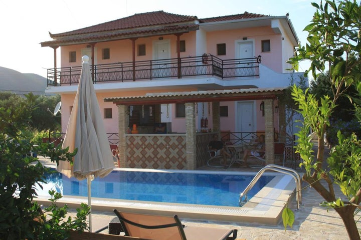 Evans Studios in Alykes, Zante, Greek Islands