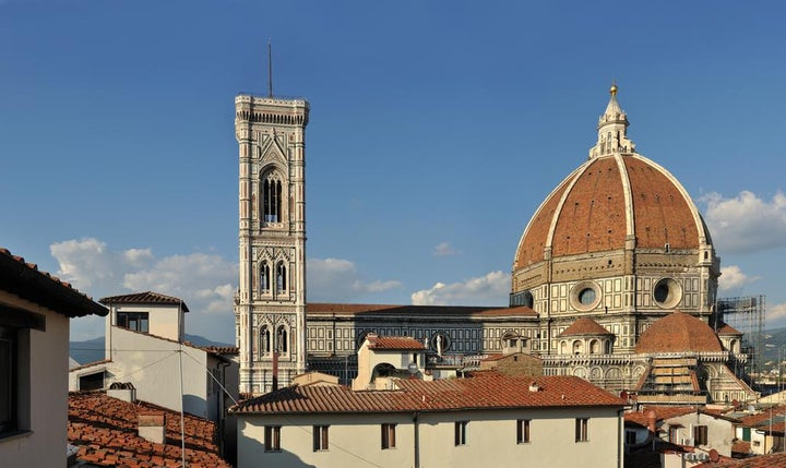Brunelleschi Hotel Firenze in Florence, Tuscany, Italy