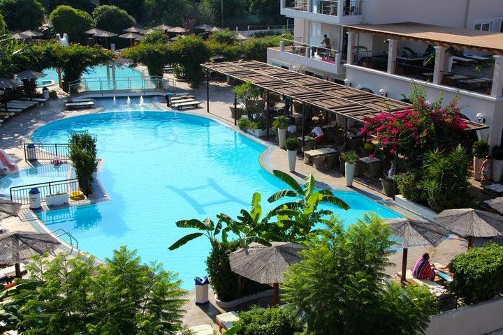 Peridis Family Resort in Kos Town, Kos, Greek Islands