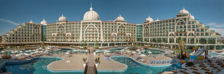 Alan Xafira Deluxe Resort in Alanya, Antalya, Turkey