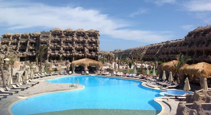 Caves Beach Resort Hurghada in Hurghada, Red Sea, Egypt