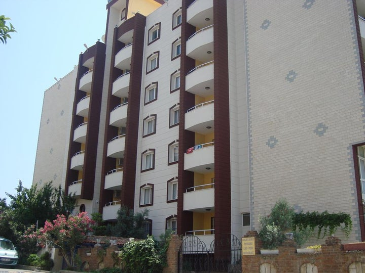 Golden Moon Apartments in Kusadasi, Aegean Coast, Turkey