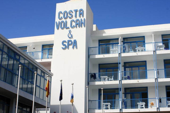 Costa Volcan in Puerto del Carmen, Lanzarote, Canary Islands