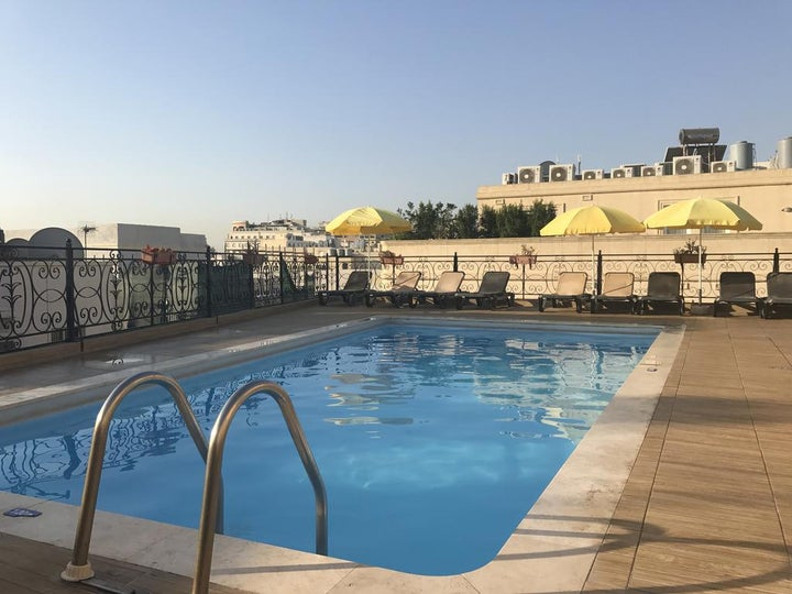 The Windsor Hotel in Sliema, Malta