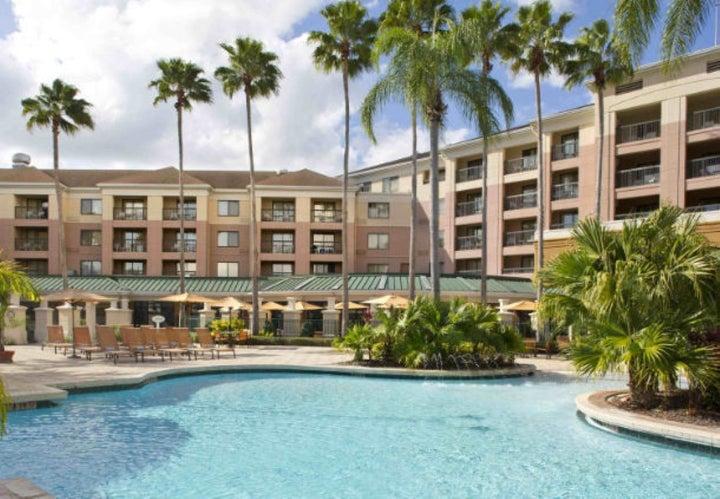 Courtyard Orlando Lake Buena Vista Marriott Villag Image 1