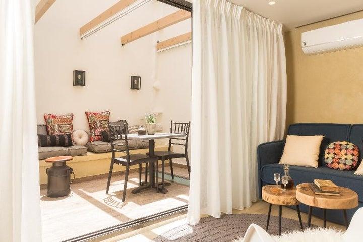 Cressa Corona Boutique Hotel in Rethymnon, Crete, Greek Islands