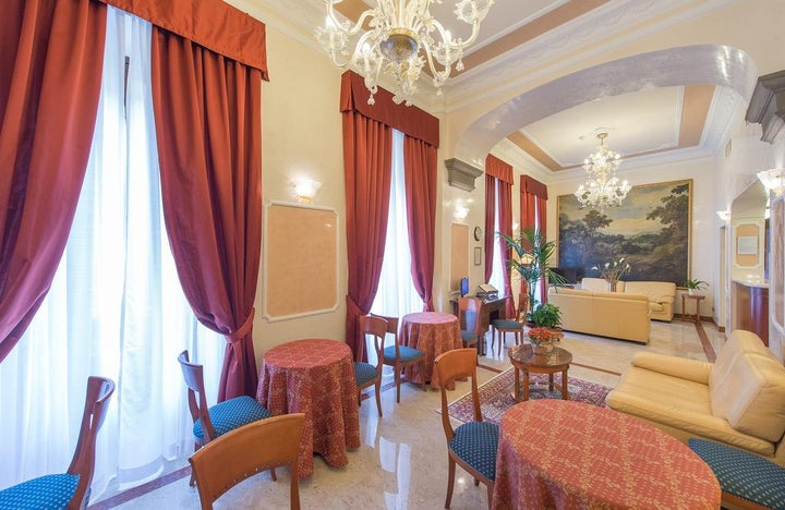 Strozzi Palace Hotel Image 19