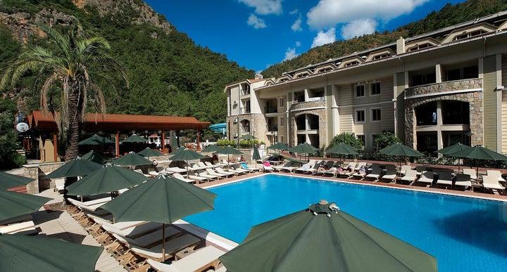 Julian Forest Suites In Icmeler Dalaman Turkey