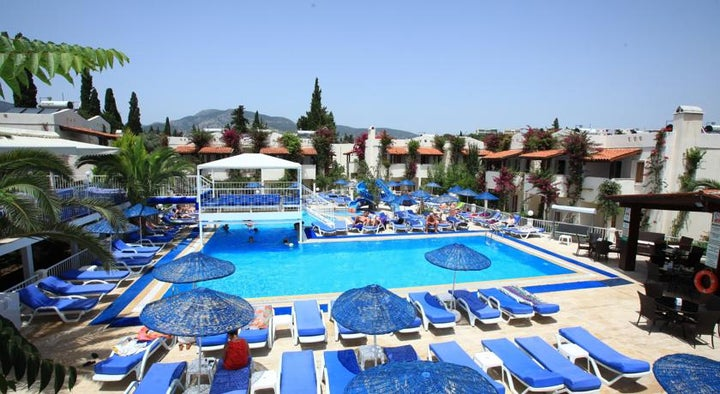 Summer Garden Apartments And Hotel in Bitez, Aegean Coast, Turkey
