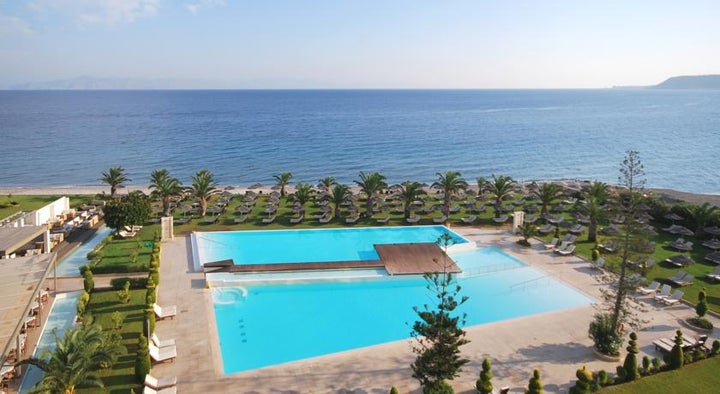 Sentido Ixian Grand in Ixia, Rhodes, Greek Islands