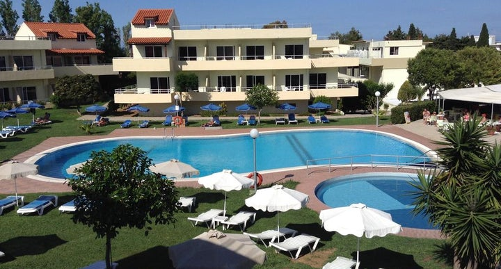 Kallithea Beach Hotel Rhodes