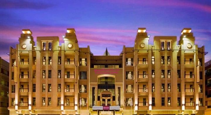 Mercure Gold Hotel in Dubai City, Dubai, United Arab Emirates