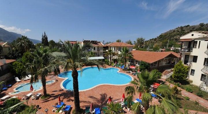 Mavi Belce Hotel in Olu Deniz, Dalaman, Turkey