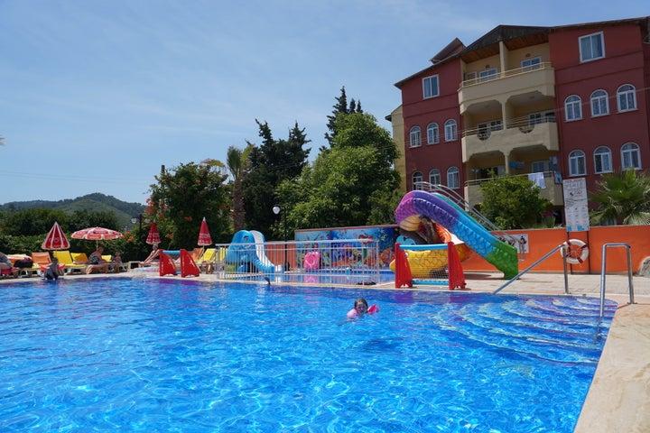 Sun Apartments in Marmaris, Dalaman, Turkey