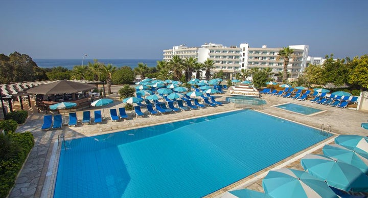 Florida Beach Hotel In Ayia Napa Cyprus