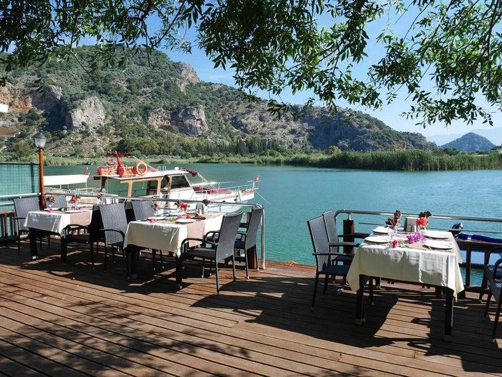 Long House Inn Hotel in Dalyan, Dalaman, Turkey