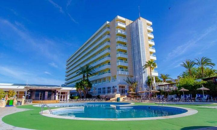 Samoa Hotel in Cales de Majorca, Majorca, Balearic Islands